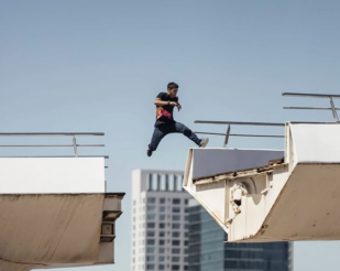 """Running Late in Buenos Aires"" is our last video for Red Bull TV"