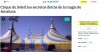 Watch our video about Cirque du Soleil for La Nación +