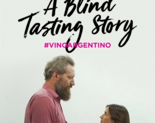"News story in ""El Cronista"" about our series ""A Blind Tasting Story"""