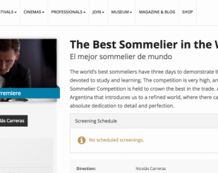 Our documentary Best Sommelier of the World in Greece!
