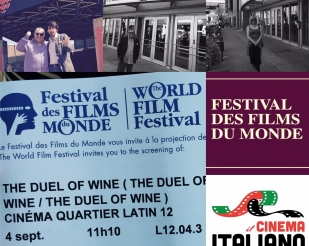 The Duel of Wine enters the Montreal's Film Festival